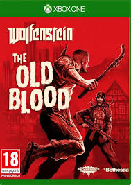 Wolfenstein The Old Blood XONE Nowa (nh)
