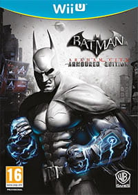 Batman: Arkham City Armored Edition WiiU używana (kw)