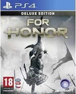 For Honor Deluxe Edition PS4 Używana nh