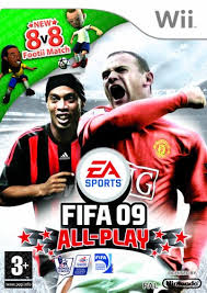 Fifa 09 All-Play Wii Używana (nh)