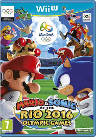 Mario & Sonic at the Rio 2016 Olympic Games WiiU Używana (KW)
