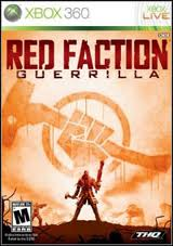 Red Faction Guerilla X360 Używana nh