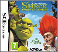 Shrek Forever After DS Używana (KW)
