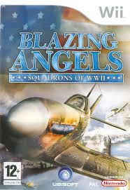 Blazing Angels Squadrons of WWII WII