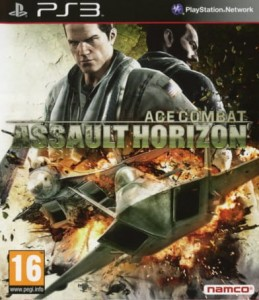 Ace Combat Assault Horizon limited edition PS3 Używana (kw)
