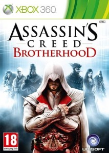 Assassin's Creed Brotherhood eng X360 Używana (KW)