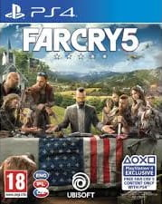Far Cry 5 PS4 Nowa nh