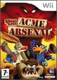Acme Arsenal WII