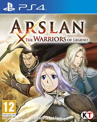 Arslan The Warriors of Legend PS4 Używana (kw)