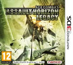 Ace Combat Assault Horizon Legacy 3DS (KW)
