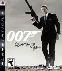 007 Quantum Of Solace PS3 Używana (nh)