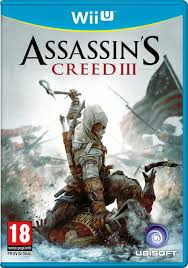 Assassins Creed III WiiU Używana (KW)