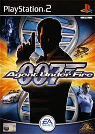 007 Agent Under Fire PS2 Używana (KW)