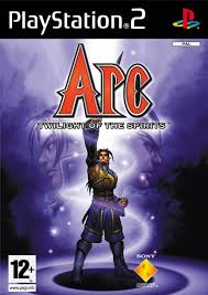 Arc Twilight of Spirit PS2 Używana (KW)