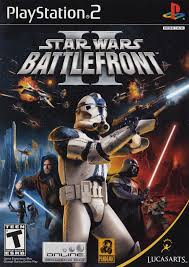 Star Wars Battlefront II PS2 Używana (KW)