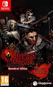 Darkest Dungeon Ancestral Edition SWITCH Używana (KW)