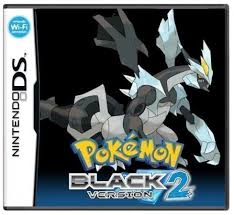 Pokemon Black Version 2 NDS Używana (KW)