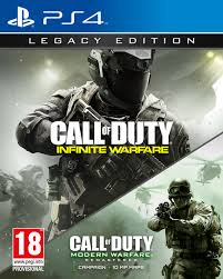 Call Of Duty Infinite Warfare PS4 używana (kw)