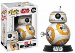 Star Wars Episode VIII POP! Figurka Vinyl Bobble-Head BB-8 Nowa (KW)