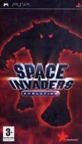 Space Invaders Evolution PSP Używana nh