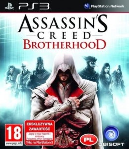 Assassin's Creed Brotherhood PS3 Używana ANG (nh)
