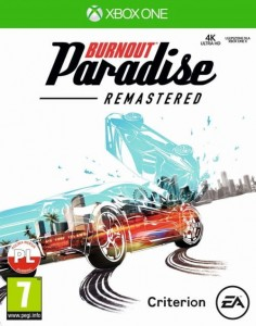 Burnout Paradise Remastered XONE Używana nh
