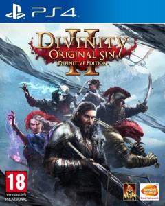 Divinity Orginal Sin 2 Definitive Edition  PS4 Nowa nh
