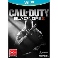 Call of Duty Black Ops II WIIU Używana (KW)