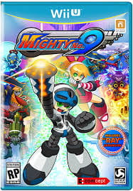 Mighty No. 9 WiiU Nowa (KW)