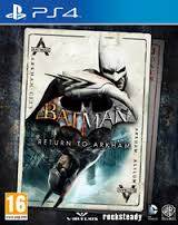 Batman Return to Arkham PS4 Używana (nh)