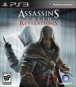 Assassin's Creed Revelations PS3 Używana (nh)