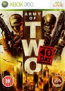 Army Of Two The 40th Day X360 Używana (nh)
