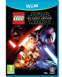 LEGO Star Wars Force Awakens WIIU Używana (KW)