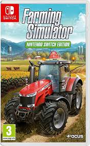 Farming Simulator SWITCH Używana (KW)