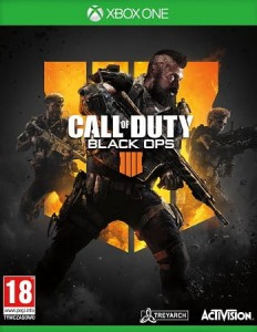 Call of Duty Black Ops IIII PL XONE Używana nh