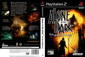 Alone In The Dark The New  Nightmare PS2 Używana (KW)