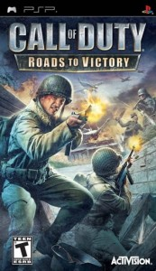 Call Of Duty Roads To Victory PSP Używana (KW)