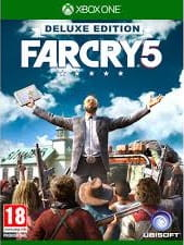 Far Cry 5 Deluxe Edition XONE
