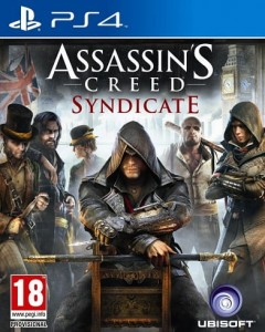 Assassin's Creed Syndicate PS4 Nowa (nh)