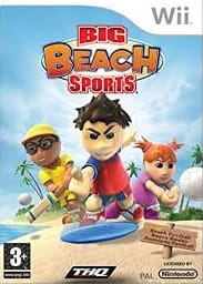 Big Beach Sports Wii Używana nh