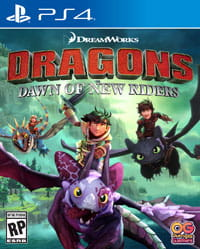Dragons: Dawn of New Riders PS4 nowa (KW)