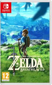 Legend of Zelda Breath of the Wild SWITCH Nowa (KW)