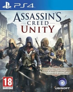 Assassin's Creed Unity PL PS4 Nowa (nh)