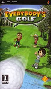 Everybody's Golf 2 uzywana psp (KW)